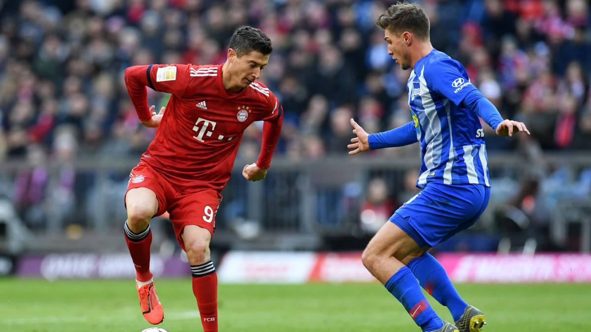 Hertha Gegen Bayern Live Stream