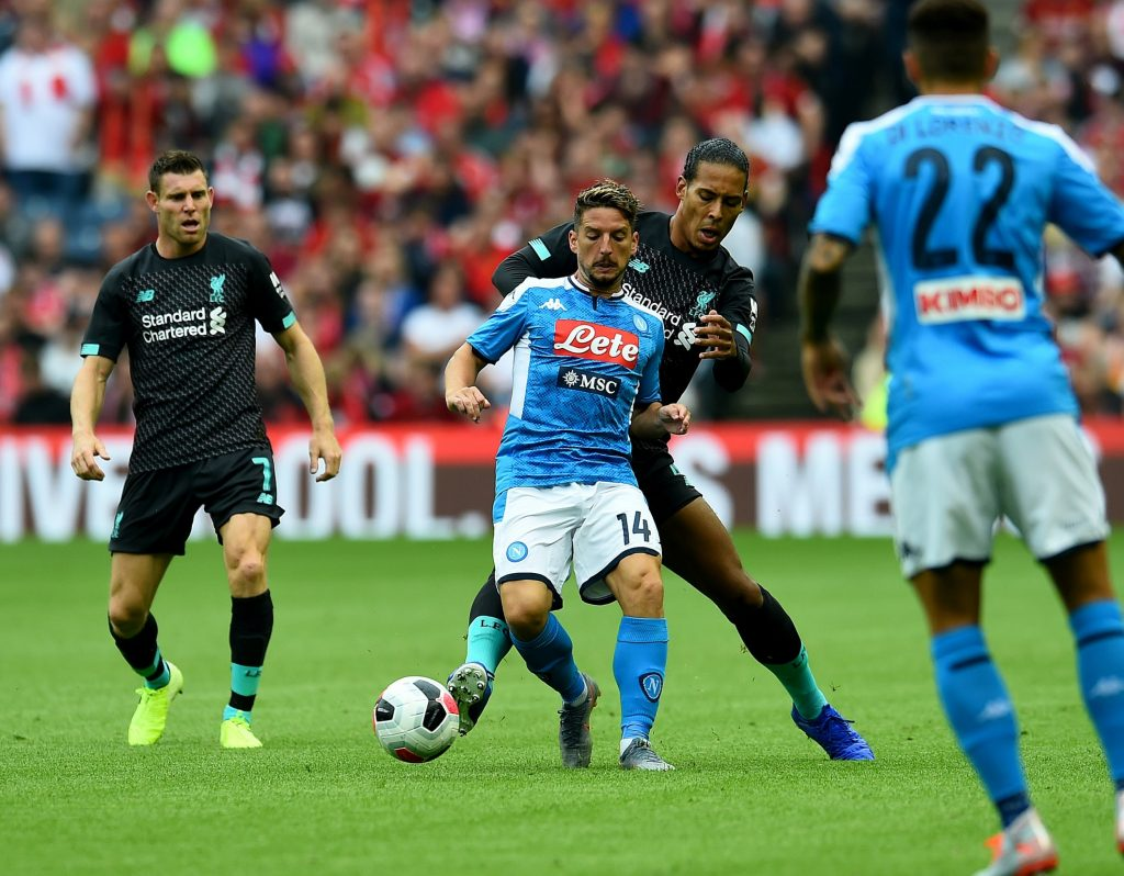 Napoli Vs Liverpool Live Stream TV Channel How To Watch